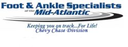 Foot and Ankle Logo CC Division (1)